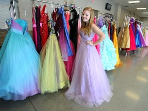 Летние вечерние платья 2015