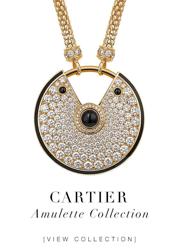 Драгоценности Cartier