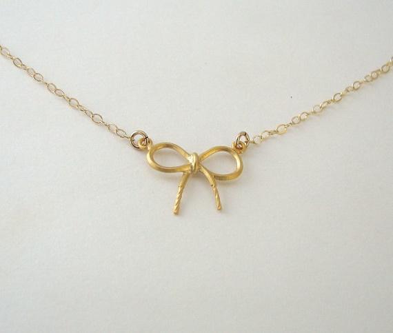 Золотая цепочка для девушки